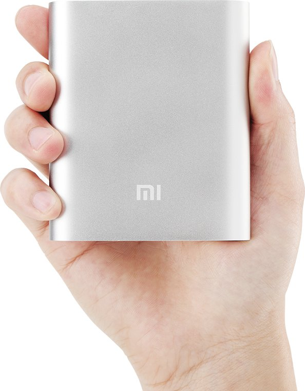 Batería externa xiaomi mi 10400 power bank